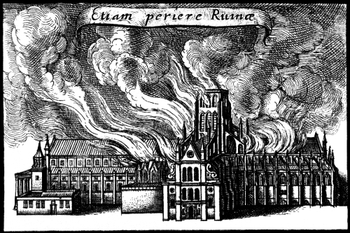 hollar st paul great fire london